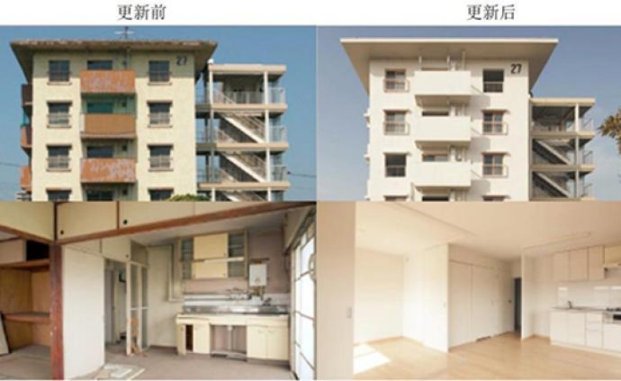 社區更新·談 東京老舊小區的更新經驗