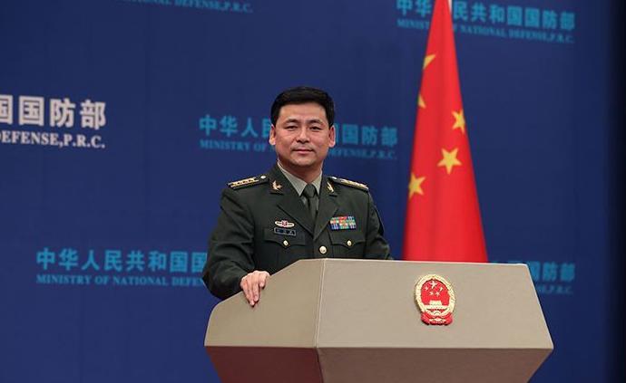 國防部:傳承中朝友誼,發展兩軍關系