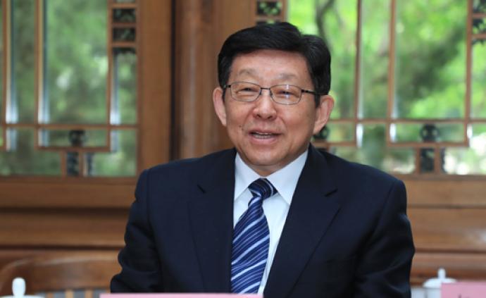 商務部原部長陳德銘任清華大學臺灣研究院院長