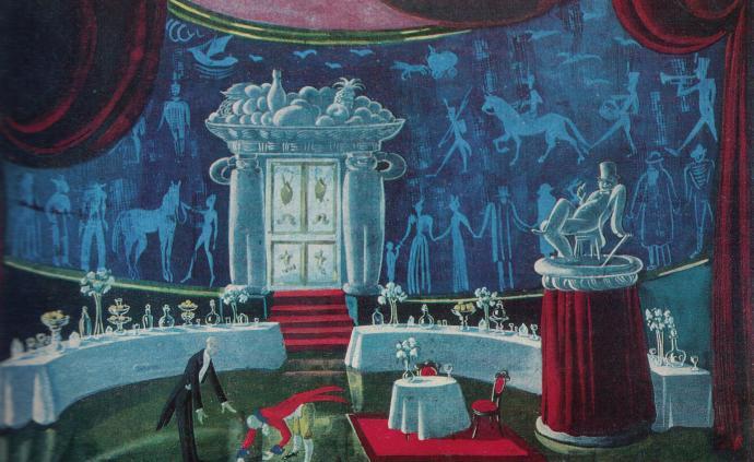 """庄宇︱""""剧院如家"""":列宁格勒喜剧院的一段过往"""