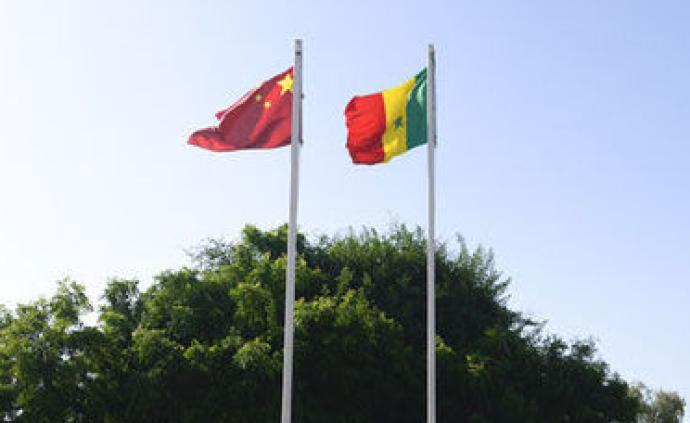 王毅:推动中非团结合作,树立互利合作典范
