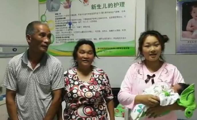 暖聞|女子懷胎9月獨自乘火車回家突遇臨產,車廂變臨時產房