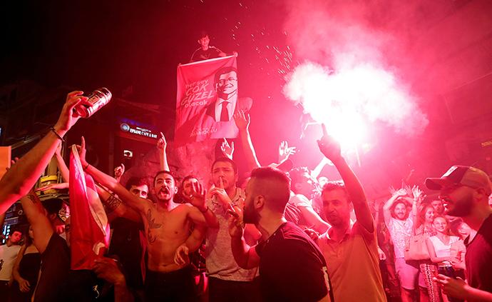 早安·世界|伊斯坦布尔市长重选,反对党候选人再次获胜