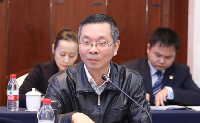 湖南常德市委常委、常务副市长陈恢清拟任怀化市委副书记