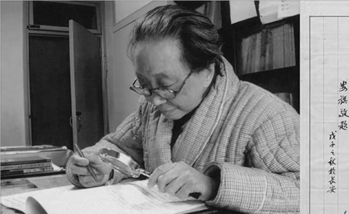 李白研究專家安旗去世,享年94歲