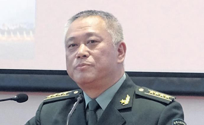 李鴻飛大校已接替周琪少將擔任中國駐法國大使館武官