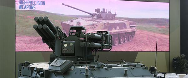 俄媒:俄6年后將建成機器人戰隊,能開槍扔手榴彈、放無人機