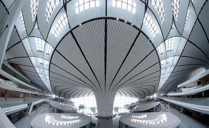 城事|北京大兴国际机场将于6月30日竣工,9月底前通航