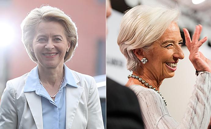 早安·世界|歐盟新一屆領導層人選出爐,將有兩位女性
