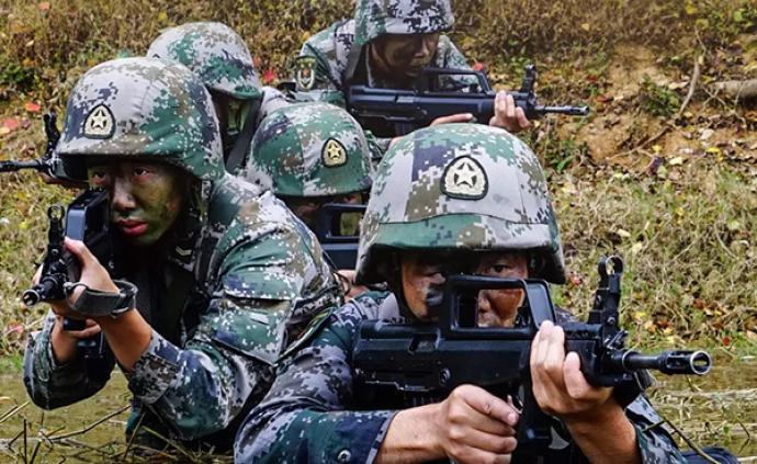 莊斌少將已擔任陸軍第77集團軍政治工作部主任
