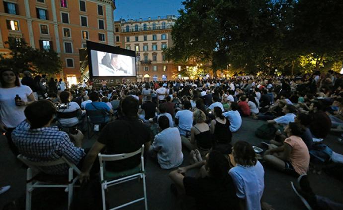 意大利右翼團體攪亂電影放映,引發全球電影界抗議
