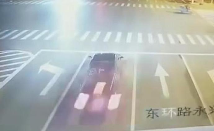 河南永城交通事故調查進展通報:瑪莎拉蒂車內3人身份曝光