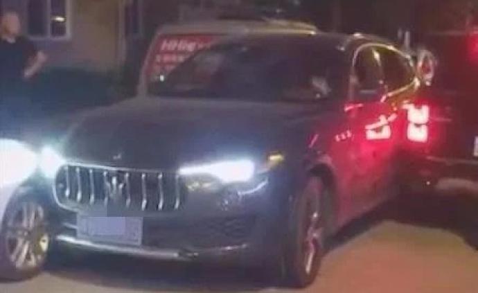 河南媒體:瑪莎拉蒂撞寶馬酒駕女司機剛從職校畢業,家境富裕