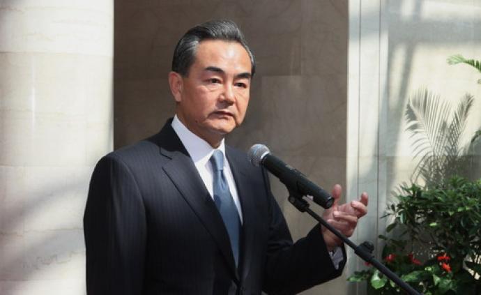 外交部:王毅將訪問波蘭、斯洛伐克、匈牙利
