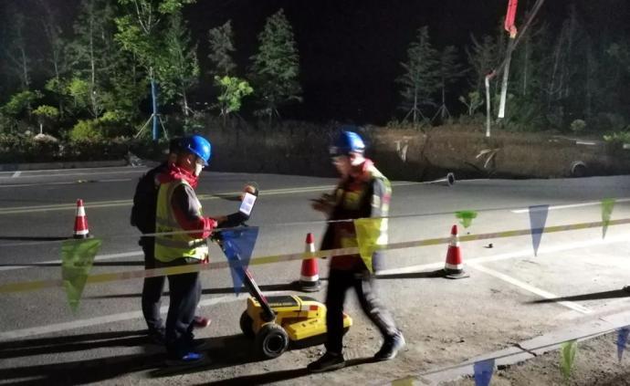 青岛地铁1号线塌陷事故中失联施工人员被找到,已无生命体征