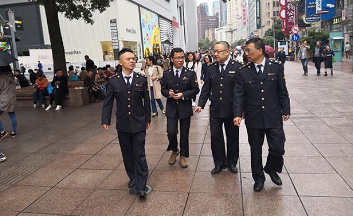 """守護""""中華商業第一街"""",他們開通了上海首個在線調解平臺"""