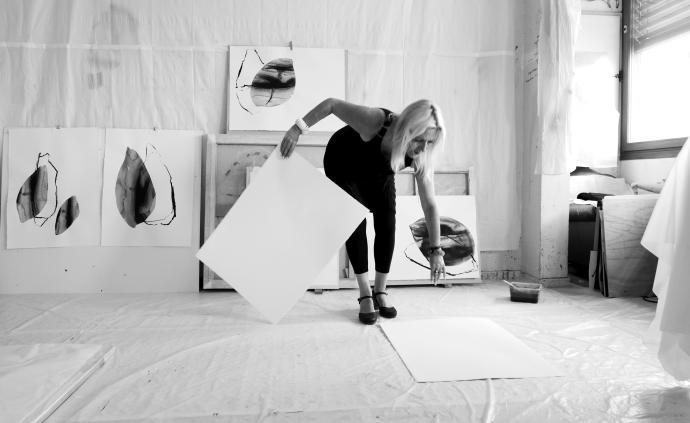 尉任之專欄:消逝,凝結,溯河而上——一位巴黎藝術家的歷程