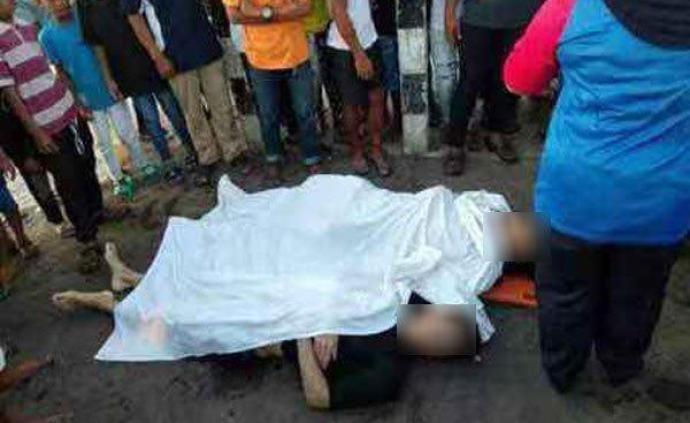 大马遇非法炸鱼遇难两中国游客为同窗,家属已认领遗体