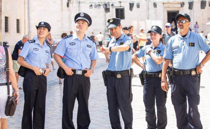 8名中國民警將前往克羅地亞開展警務聯合巡邏