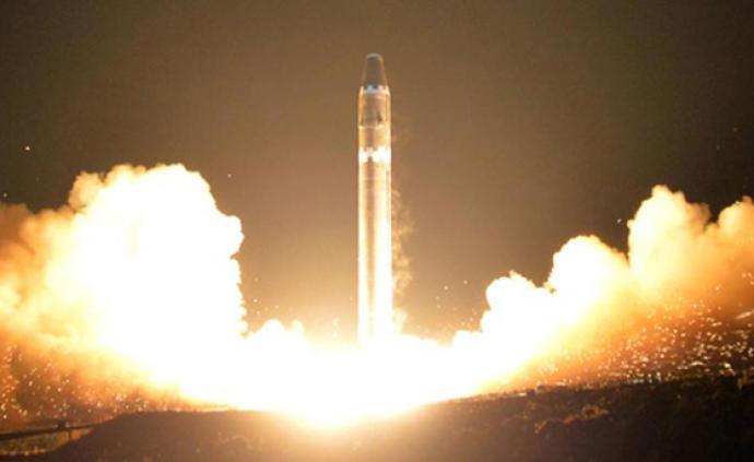 駐韓美軍評估朝鮮火星-15導彈,首次確認其射程覆蓋全美