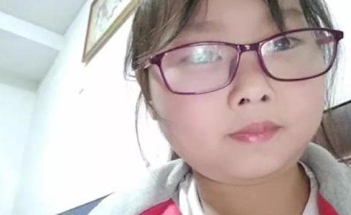 杭州失聯女童母親:一直在廣州上班,昨天才確認孩子真出事了