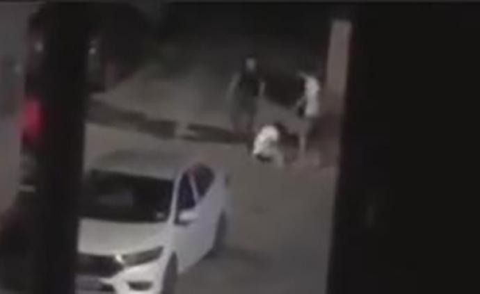 女子凌晨被兩男性友人拖入巷子暴打,廣東陽江警方立案調查