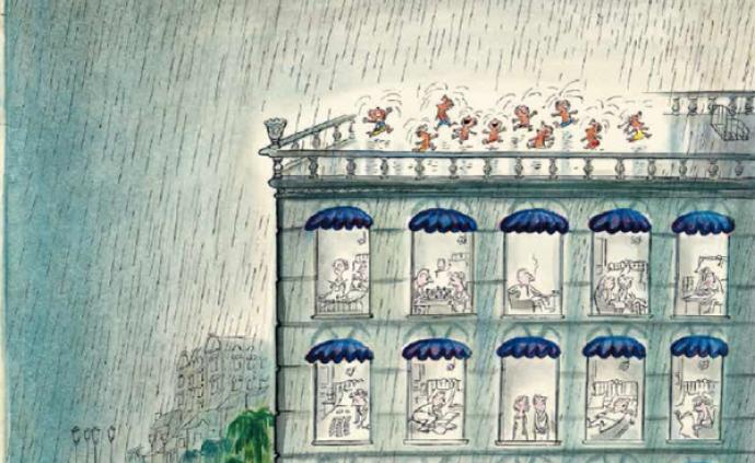 插画家桑贝:生活里的诗意瞬间