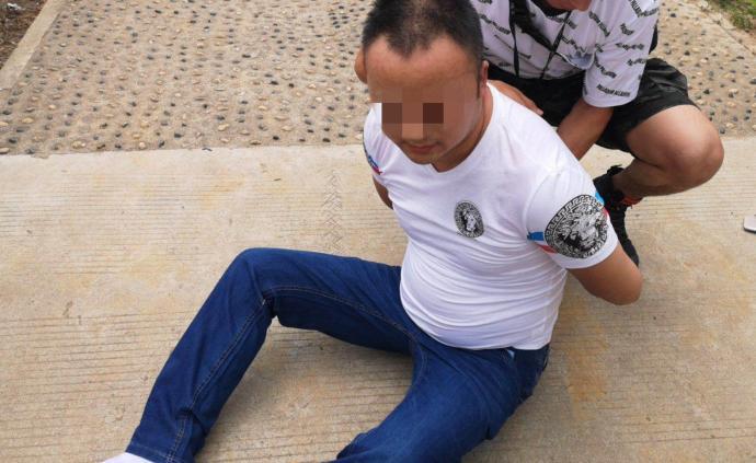 因購房起爭執,四川德陽一男子持刀砍殺前妻家人致1死3傷