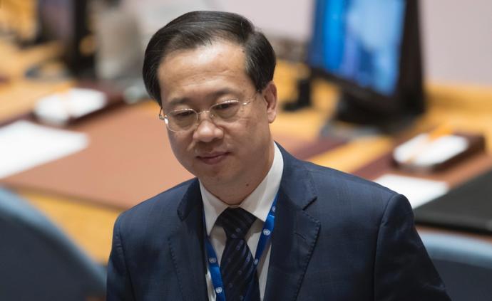 马朝旭任外交部副部长,张军被免去外交部部长助理一职