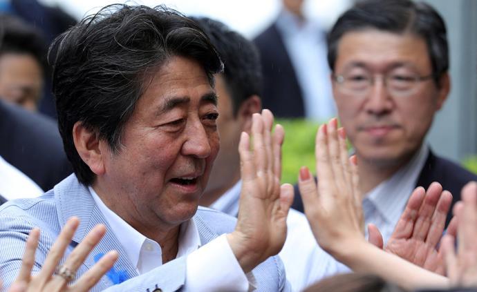 扶桑谈|日韩互掐,安倍在参院选举中能靠秀外交成绩拉到票吗
