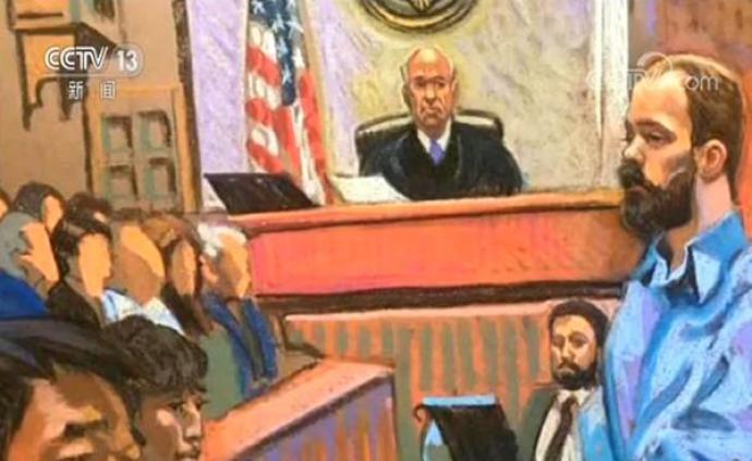 章瑩穎案兇手被判無期,出庭律師:美司法弊病致兇手免于死刑