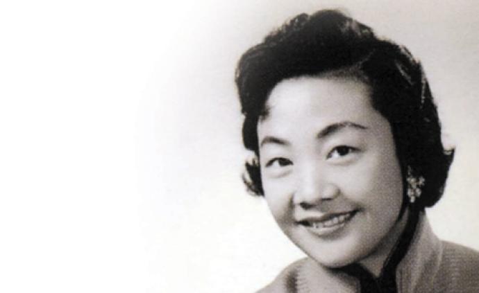 96岁歌星姚莉去世:这是中国流行乐坛最后的传人