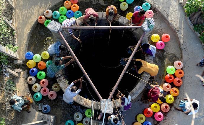 全球城市观察︱ 印度多地持续干旱,水危机激化社会矛盾