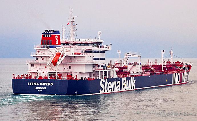 早安·世界|以牙还牙,伊朗扣押英国一艘油轮