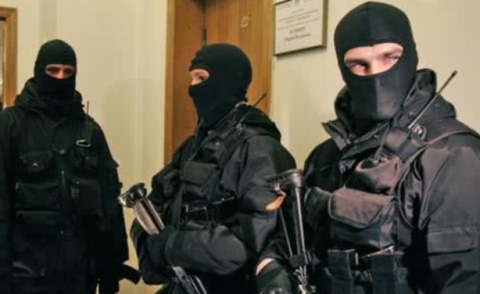 """莫斯科千万现钞劫案:精英特种部队的""""沦落""""与华商的寒颤"""