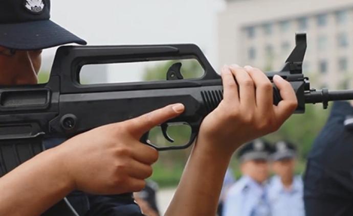 讲武谈兵|从天津公?#27493;?#25910;的新装备来看我国警?#20204;?#26800;发展