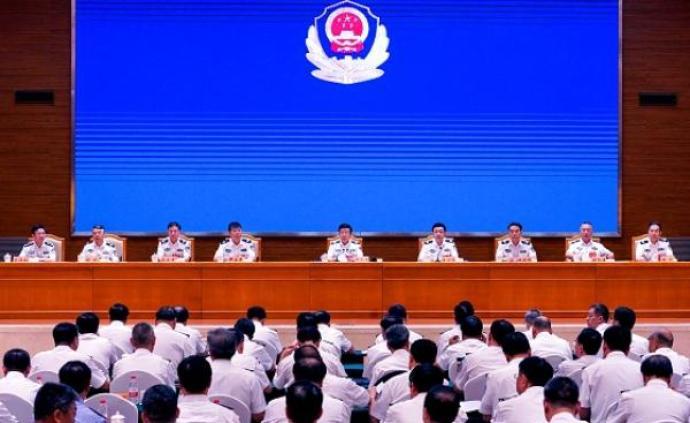 赵克志:坚决打赢新中国成立70周年大庆安保维稳攻坚战