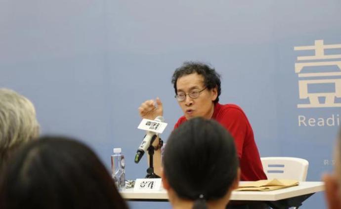 """史学家陆其国:上海走到今天就是一个""""化""""的过程"""