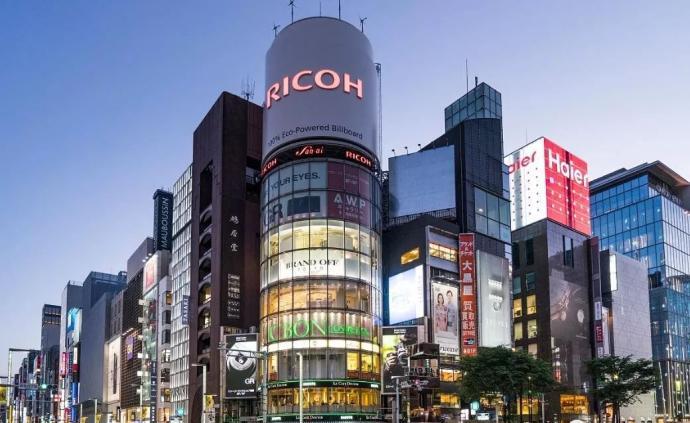 日本銀座為何不許建造超高層建筑?
