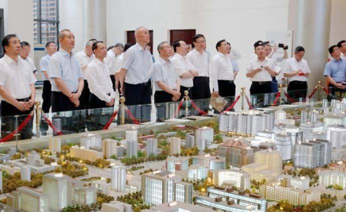 北京市委书记蔡奇:欢迎山东融入参与京津冀协同发展