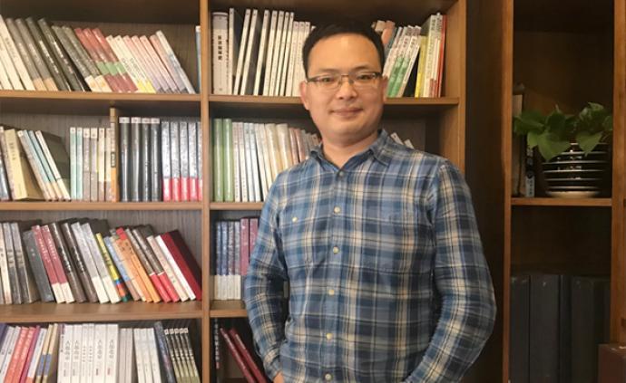 专访 青年译者陆大鹏:学好英语,多读原著