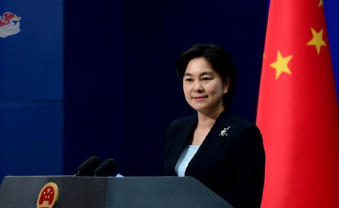 中方回应FBI情报威胁言论:中国一不偷,二不抢,三不撒谎