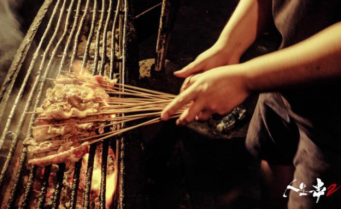 美食纪录片:小声说话,慢慢吃饭