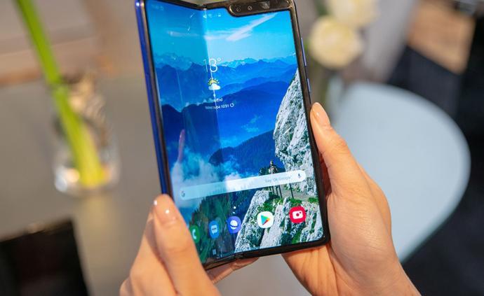 三星首款折叠手机计划9月开始发售:正在进行最终的产品测试