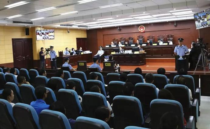 广西80后女副县长受审:被控分管教育3年与同伙受贿逾千万