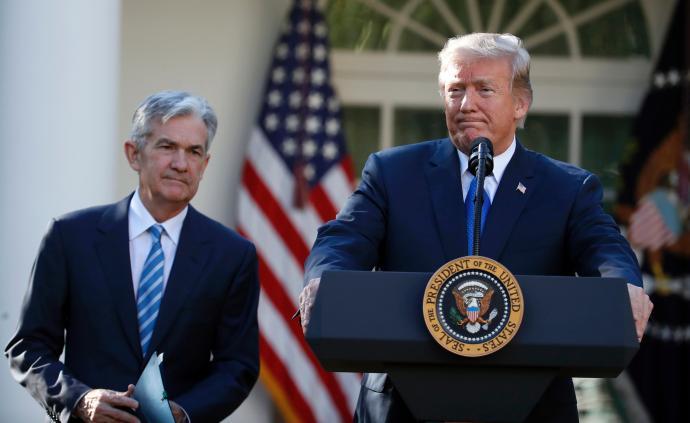 特朗普:市場希望更大幅度、更長周期的降息,鮑威爾讓人失望