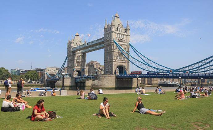 報告:英國有氣溫記錄以來的最熱10年全部出現在21世紀
