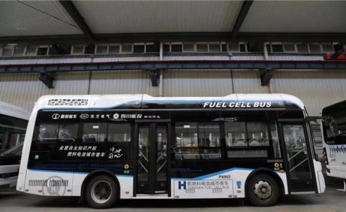 成都:2023年氫能主營收入超500億,燃料汽車超2千輛