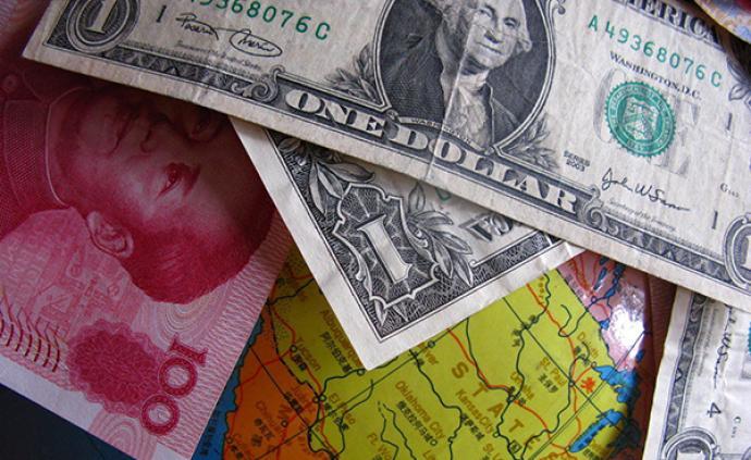 流动性经济学|人民币汇率70年:脱钩美元,趋于均衡
