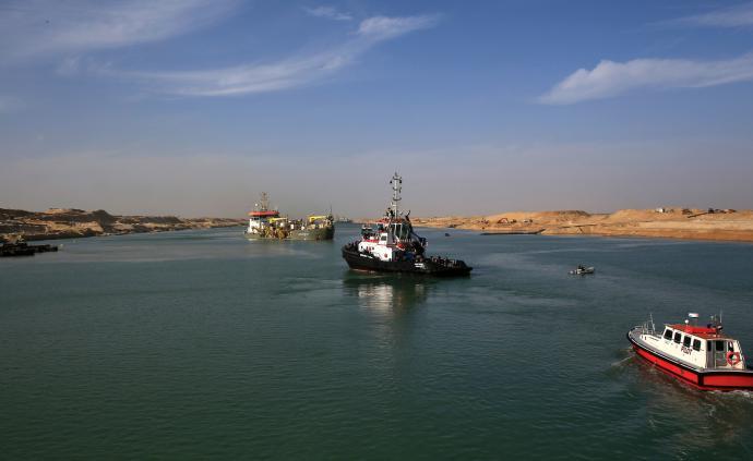 埃及苏伊士运河年收入创历史纪录